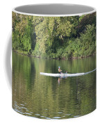 Schuylkill Rower Coffee Mug
