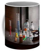 Science - Chemist - Chemistry Equipment  Coffee Mug by Mike Savad
