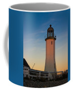 Scituate Lighthouse In Oct Coffee Mug