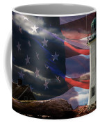 Scituate Strong Protecting American Shoreline Coffee Mug