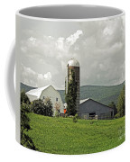 Scoharie New York Farm Coffee Mug