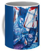 Scoob And Kane Coffee Mug by The Styles Gallery