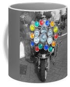 Scooter Spotlights Coffee Mug