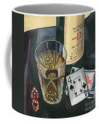 Scotch And Cigars 2 Coffee Mug by Debbie DeWitt