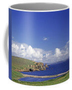 Scotland Shetland Islands Eshaness Cliffs Coffee Mug