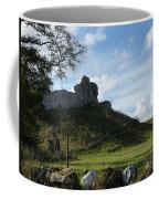 Scottish Castle Ruins Coffee Mug