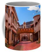 Scotty's Castle Courtyard Coffee Mug