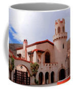 Scotty's Castle Coffee Mug by Kathleen Struckle