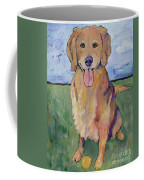 Scout Coffee Mug by Pat Saunders-White