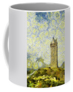 Starry Scrabo Tower Coffee Mug