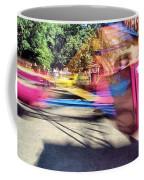 Scrambler Blur Coffee Mug