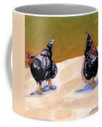 Scratch Coffee Mug by Molly Poole