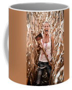 Scream Coffee Mug