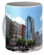 Scripps Center In Cincinnati Coffee Mug