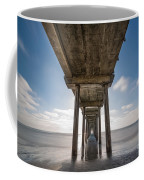 Scripps Pier Long Exposure Coffee Mug