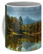 Scripture And Picture Psalm 23 Coffee Mug