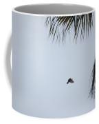 Scrub Jay In-flight Coffee Mug