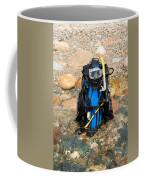 Scuba Gear Coffee Mug