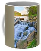 Sculpted Falls Coffee Mug