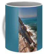 Sea And Cliff Coffee Mug