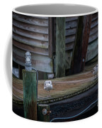 Sea Birds Dockside Coffee Mug