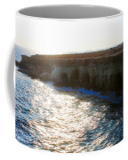 Sea Caves Coffee Mug