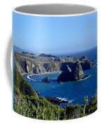 Sea Coast Of Northern California Coffee Mug