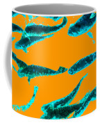 Sea Dreams 1 Orange Coffee Mug