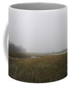 Wando River Sea Fog Coffee Mug