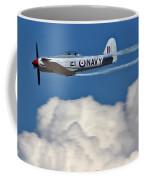 Sea Fury Stripes Coffee Mug