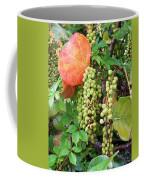 Sea Grapes And Poison Ivy Coffee Mug