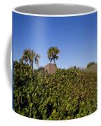 Sea Grapes On A Florida Sand Dune Coffee Mug