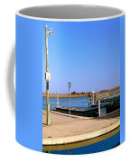 Sea Gulls Watching Over The Wetlands Coffee Mug