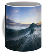 Sea Mountain Coffee Mug by Sean Davey