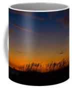 Sea Oats At Twilight Coffee Mug
