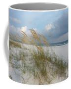 Sea Oats  Blowing In The Wind Coffee Mug