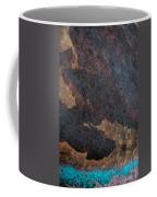 Sea Of Rust Coffee Mug by Fran Riley