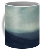 Sea Of Trees And Hills Coffee Mug