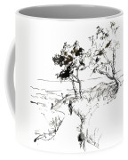 Sea Path_2 Coffee Mug