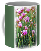 Sea Pinks Coffee Mug