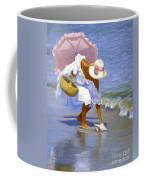 Sea Shell Pink Coffee Mug