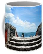 Sea Stairs Coffee Mug