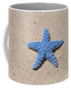Sea Star - Light Blue Coffee Mug
