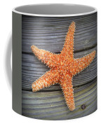 Sea Star On Deck 2 Coffee Mug