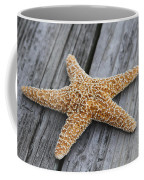Sea Star On Deck Coffee Mug