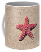 Sea Star - Red Coffee Mug