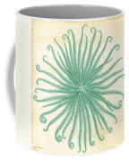 Sea Treasure Coffee Mug by Jean Plout