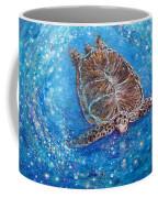 Sea Turtle Mr. Longevity Coffee Mug