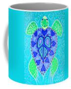 Sea Turtle Swim Coffee Mug