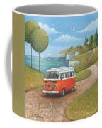 Sea Van Variant 1 Coffee Mug